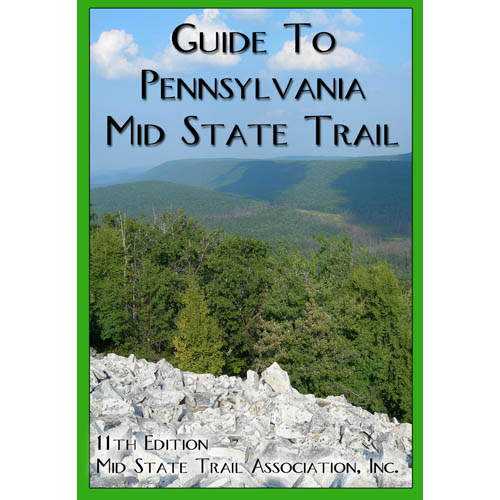 Mid State Trail Guide And Maps